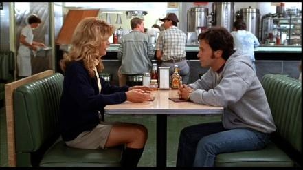Meg Ryan and Billy Crystal in When Harry Met Sally (1989)